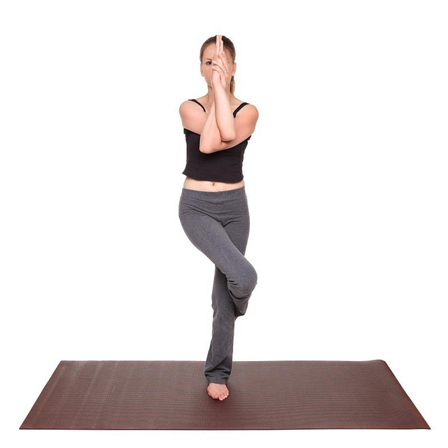 Garudasana Yoga is helpful for kidney and prostate ...