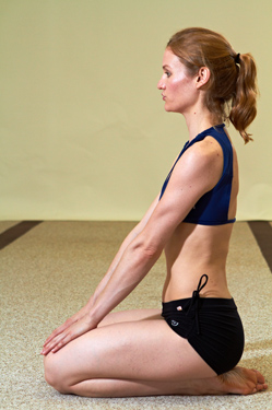 VAJRASANA makes body exceptionally strong and healthyVajrasana